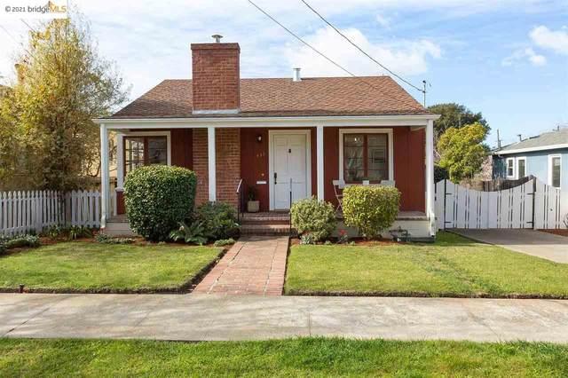 433 Clayton Ave, El Cerrito, CA 94530 (#40937966) :: Jimmy Castro Real Estate Group