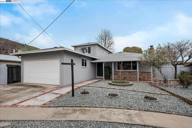 539 Sarah Place, Hayward, CA 94544 (#40937972) :: Blue Line Property Group
