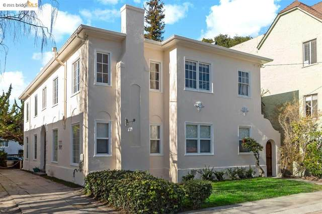 2924 Florence St, Berkeley, CA 94705 (#40938012) :: The Lucas Group