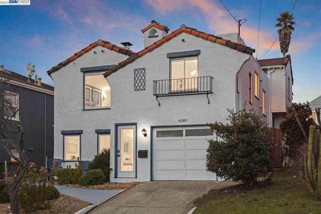 6389 Claremont Ave, Richmond, CA 94805 (#40938108) :: The Grubb Company