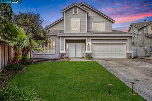 36 Tiller Ct, Discovery Bay, CA 94505 (#40938132) :: The Lucas Group