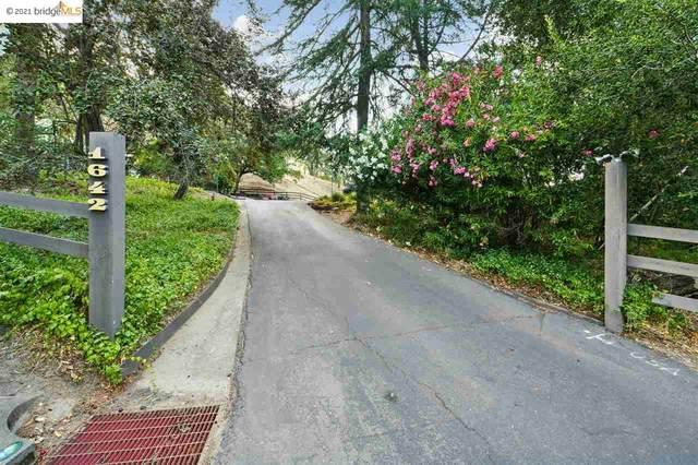 1640 Las Trampas Rd, Alamo, CA 94507 (#40938155) :: Jimmy Castro Real Estate Group