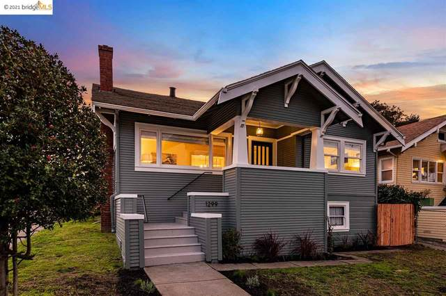 1299 E 34th St, Oakland, CA 94610 (#40938220) :: Paradigm Investments