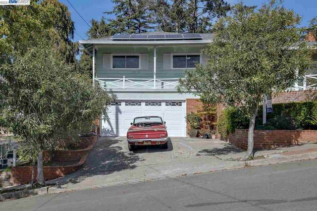 2724 Jennifer Dr, Castro Valley, CA 94546 (#40938230) :: The Lucas Group