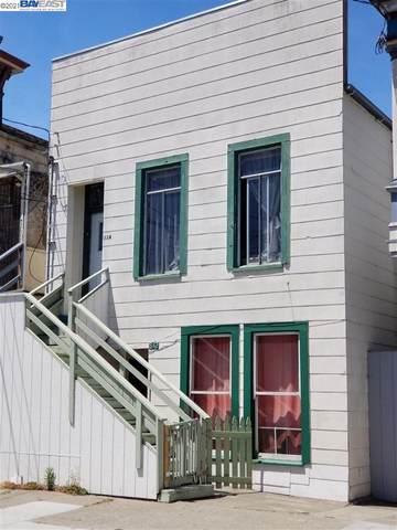 832 Florida St, San Francisco, CA 94110 (#40938263) :: Armario Homes Real Estate Team