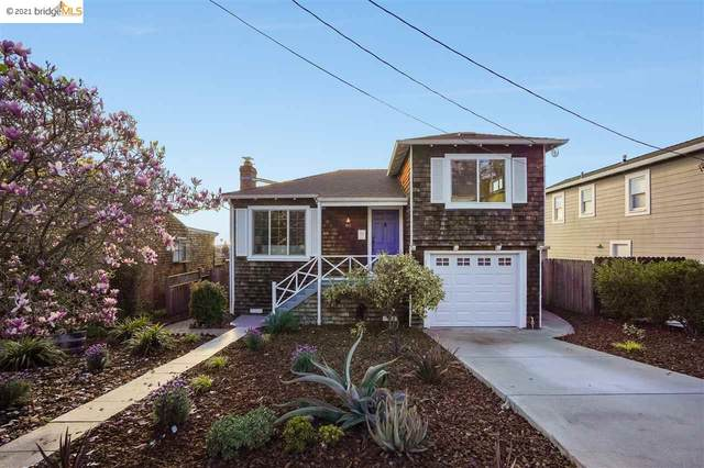 411 Village Dr, El Cerrito, CA 94530 (#40938294) :: The Lucas Group