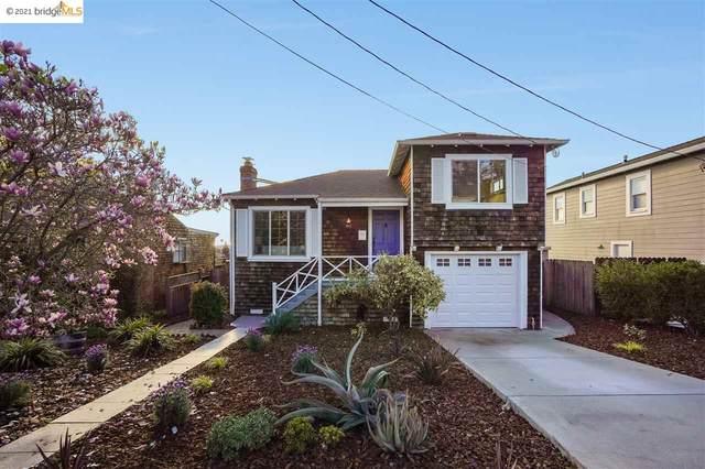 411 Village Dr, El Cerrito, CA 94530 (#40938294) :: Excel Fine Homes