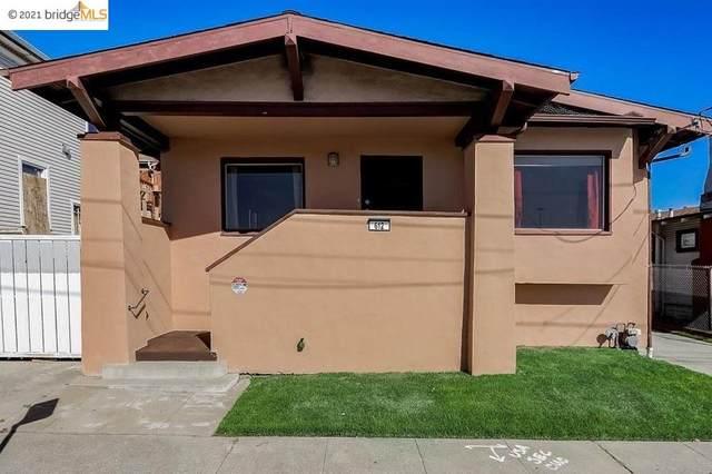 612 E 8Th St, Oakland, CA 94606 (#40938362) :: Paradigm Investments