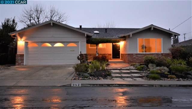 352 Donegal Way, Martinez, CA 94553 (#40938391) :: The Grubb Company