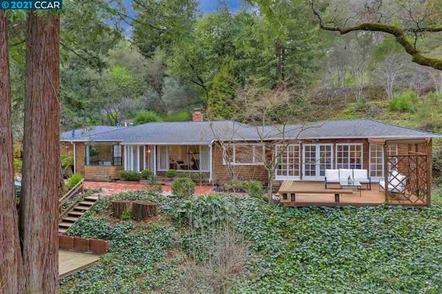 2 Snowberry Ct, Orinda, CA 94563 (#40938397) :: Excel Fine Homes