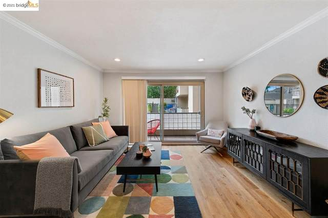 55 Fairmount Ave #110, Oakland, CA 94611 (#40938422) :: Jimmy Castro Real Estate Group