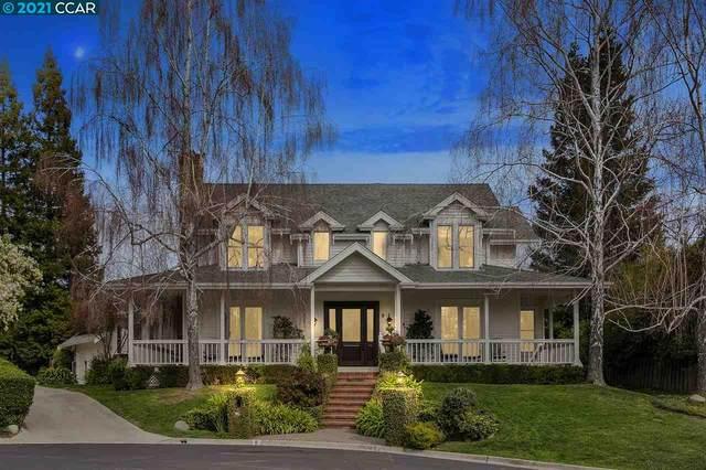 8 Crownridge Dr, Danville, CA 94506 (#40938444) :: Blue Line Property Group