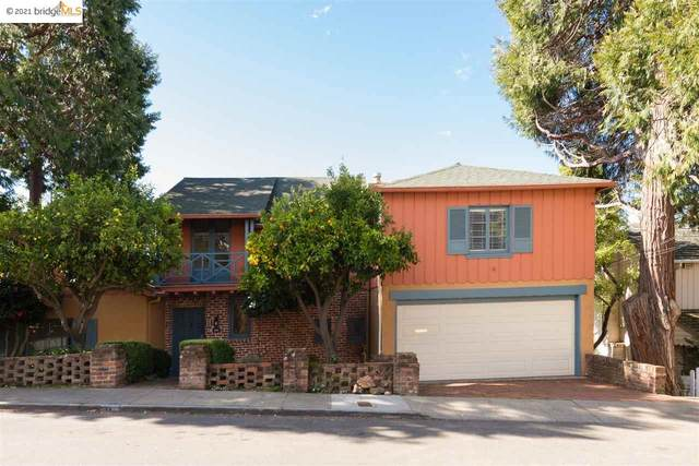4331 Bridgeview Dr, Oakland, CA 94602 (#40938468) :: Paradigm Investments