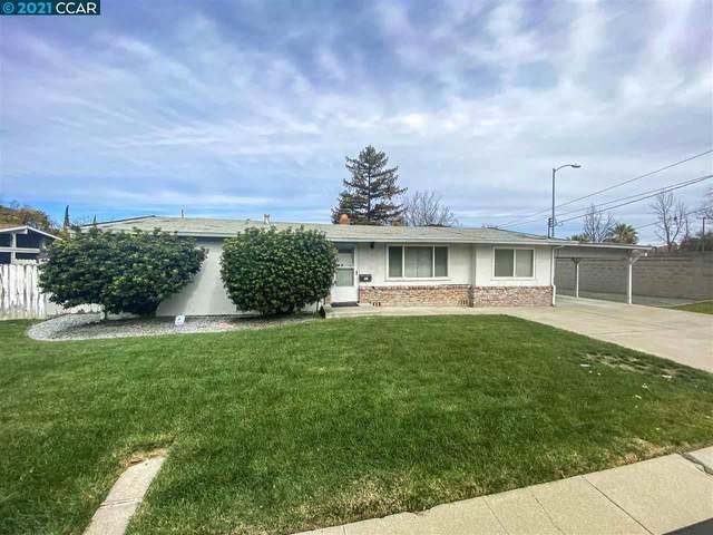 2497 Krueger Drive, Concord, CA 94520 (#40938490) :: The Grubb Company