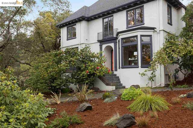 853 Arlington Ave, Berkeley, CA 94707 (#40938506) :: Blue Line Property Group