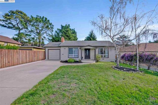 18822 Parsons Ave, Castro Valley, CA 94546 (#40938511) :: Excel Fine Homes