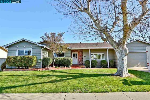 1700 Westwood Dr, Concord, CA 94521 (#40938535) :: Jimmy Castro Real Estate Group