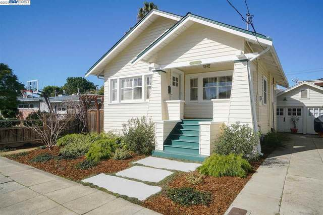 1023 College Ave, Alameda, CA 94501 (#40938567) :: Excel Fine Homes