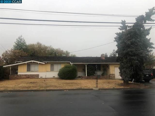 1463 El Camino Dr, Clayton, CA 94517 (#40938581) :: Blue Line Property Group