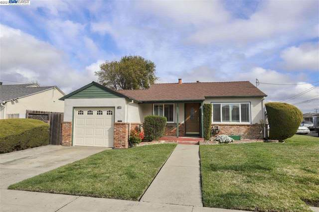15464 Dermody Ave, San Lorenzo, CA 94580 (#40938596) :: Real Estate Experts