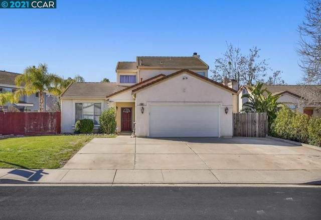 486 Beaulieu Ln, Oakley, CA 94561 (#40938597) :: The Lucas Group