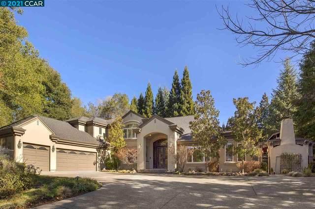 3073 Oakraider Drive, Alamo, CA 94507 (#40938598) :: Excel Fine Homes