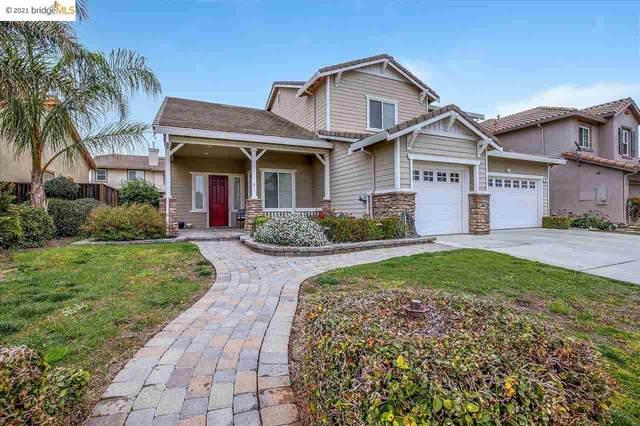 871 Mericrest St, Brentwood, CA 94513 (#40938605) :: Excel Fine Homes