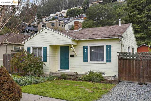 518 Adams St, Albany, CA 94706 (#40938625) :: The Lucas Group