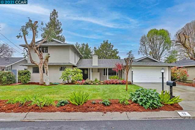 53 Dawn Dr, Pleasant Hill, CA 94532 (#40938692) :: The Grubb Company