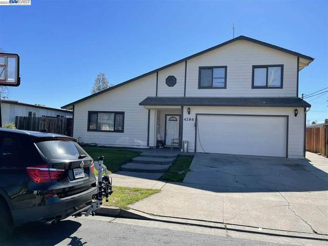 4286 Hardwood St, Fremont, CA 94538 (MLS #40938699) :: 3 Step Realty Group