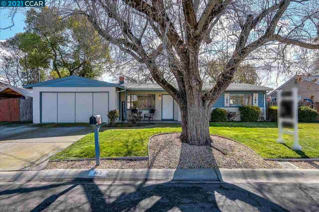167 Cleopatra Dr, Pleasant Hill, CA 94523 (#40938712) :: Blue Line Property Group