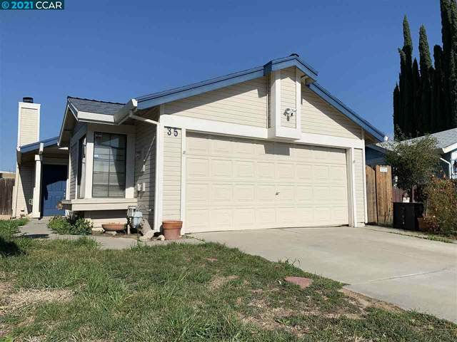 35 Hawthorne Dr, Tracy, CA 95376 (#40938720) :: The Lucas Group