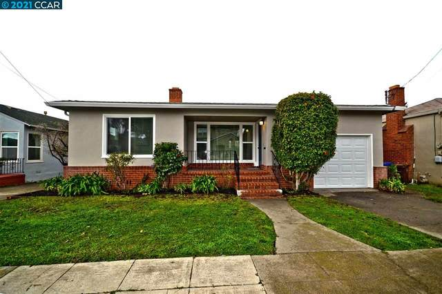 625 32nd St, Richmond, CA 94804 (#40938721) :: Paradigm Investments