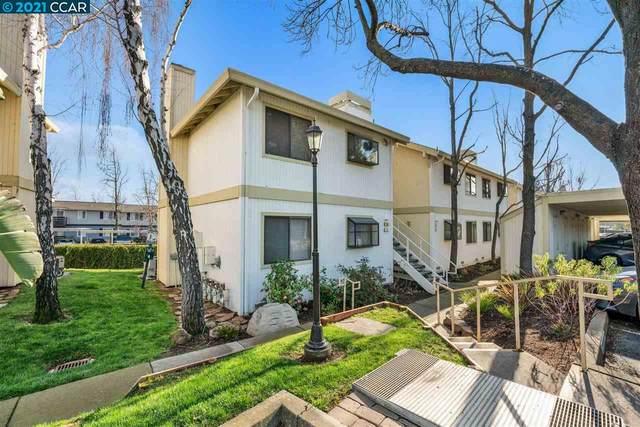 2827 Monument Blvd #26, Concord, CA 94520 (#40938728) :: Jimmy Castro Real Estate Group