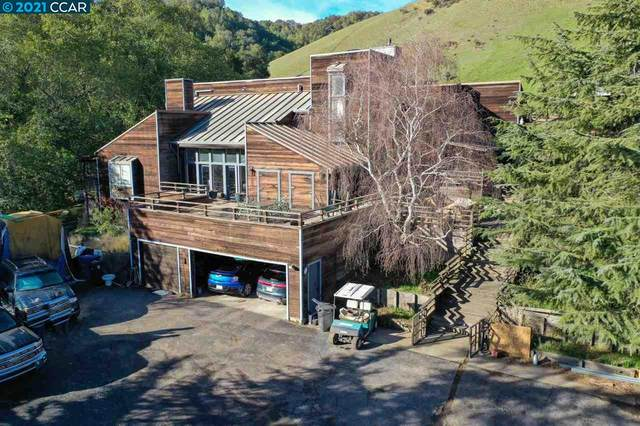 6650 Crow Canyon Rd, Castro Valley, CA 94552 (#40938740) :: The Lucas Group