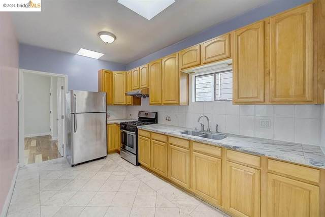 1626 46Th Ave, Oakland, CA 94601 (#40938742) :: The Lucas Group