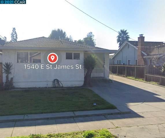 1540 E Saint James St, San Jose, CA 95116 (#40938768) :: Jimmy Castro Real Estate Group