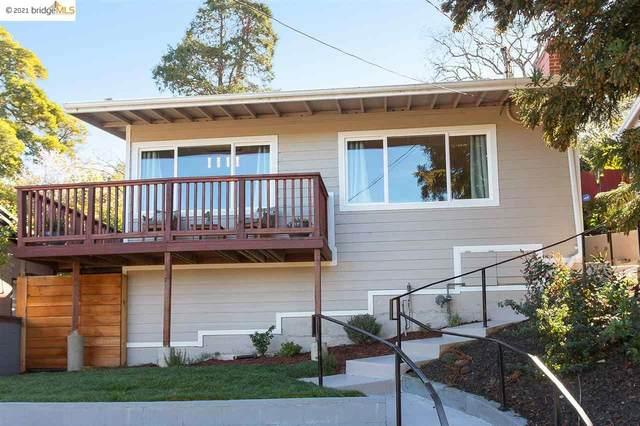 1516 Holman, Oakland, CA 94610 (#40938836) :: Paradigm Investments