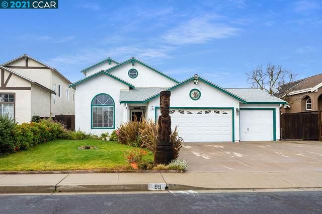 95 Cresta Blanca Ct, Oakley, CA 94561 (#40938862) :: Excel Fine Homes