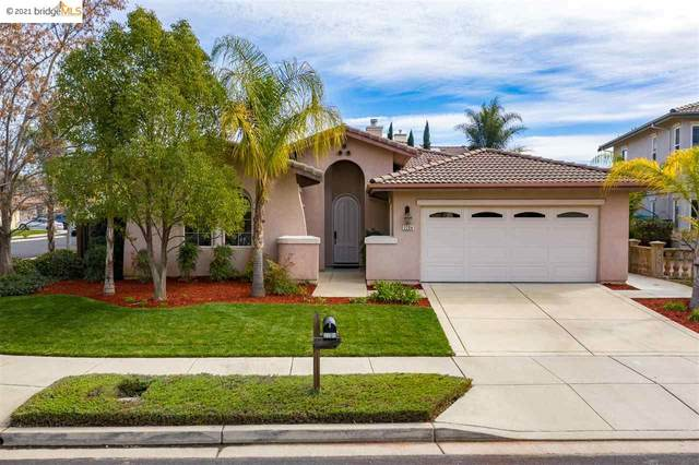 2204 Spyglass Dr, Brentwood, CA 94513 (#40938881) :: The Grubb Company