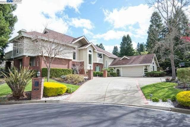 1440 Bent Oak Ln, Danville, CA 94506 (#40938900) :: The Lucas Group