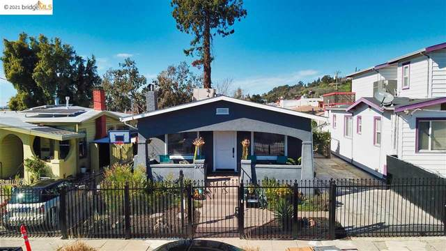 2757 Parker Ave, Oakland, CA 94605 (#40938918) :: The Venema Homes Team