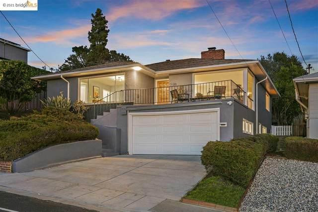 2320 Arlington Blvd, El Cerrito, CA 94530 (#40938984) :: Excel Fine Homes