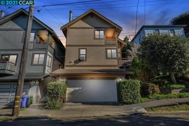 559 W Richmond Ave, Richmond, CA 94801 (#40939002) :: RE/MAX Accord (DRE# 01491373)
