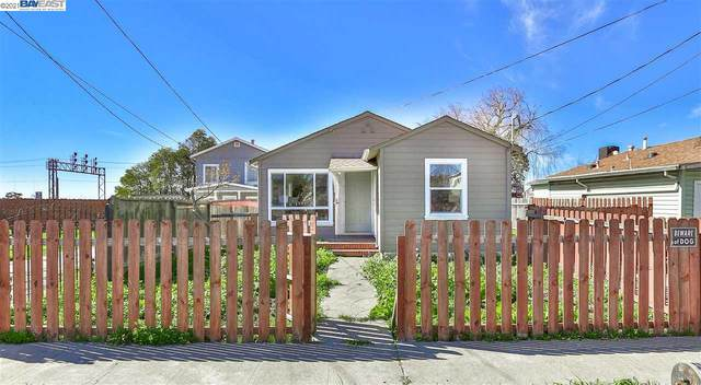 1521 Monterey, Richmond, CA 94804 (#40939009) :: Jimmy Castro Real Estate Group
