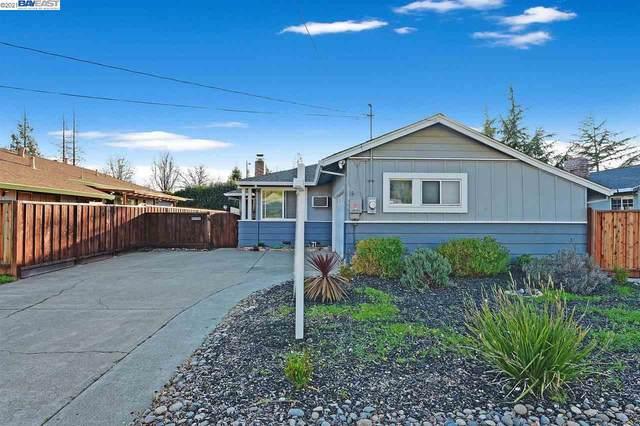 31355 Hugh Way, Hayward, CA 94544 (#40939016) :: Blue Line Property Group
