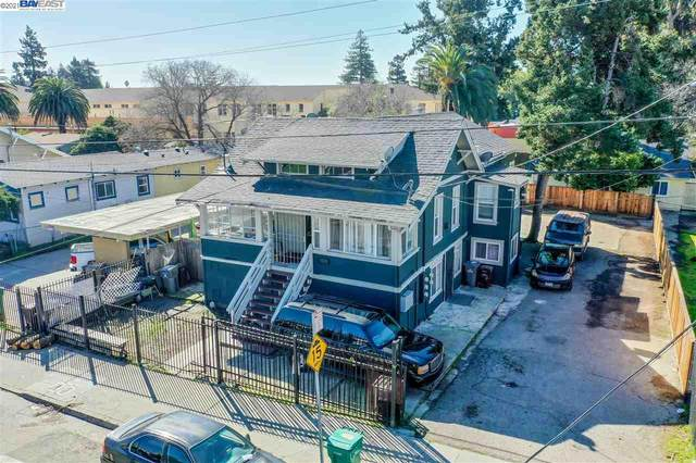 3421 Salisbury Street, Oakland, CA 94601 (#40939048) :: RE/MAX Accord (DRE# 01491373)