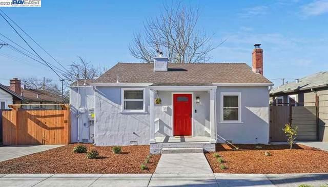 907 Richmond Street, El Cerrito, CA 94530 (#40939063) :: Excel Fine Homes