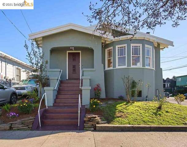 1220 Oregon St, Berkeley, CA 94702 (#40939081) :: Jimmy Castro Real Estate Group