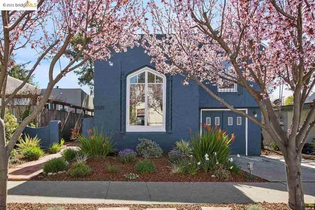 5320 Rosalind Ave, El Cerrito, CA 94530 (#40939103) :: Excel Fine Homes